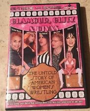 DVD Outside The Ropes Presents Glamour, Glitz & Divas, Chyna, Sunny, Francine