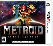 Metroid: Samus Returns Nintendo 3DS