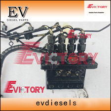 Shibaura N844 N844L fuel injection pump for case tractor DX31 DX33 D40 DX40
