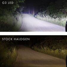 PIAA H11 Platinum Brilliant White High Output G3 LED Headlight Light Bulbs Set