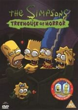 Simpsons Treehouse of Horror 5039036009911 With Hank Azaria DVD Region 2