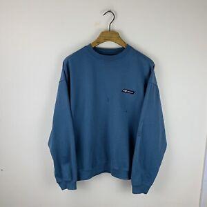 Vintage Reebok Crew Neck Sweatshirt Size Men's Medium