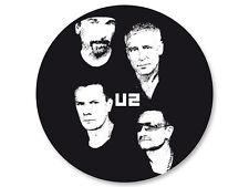 "Pin Button Badge Ø25mm 1"" U2 Rock Bono"