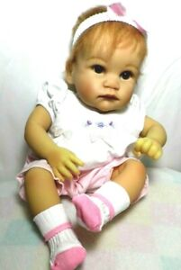 I promise I love reborn 19in doll by Cheryl Hill