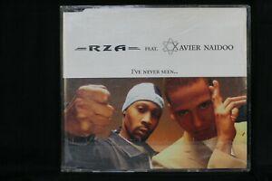 RZA Featuring Xavier Naidoo – I've Never Seen  - Single  - CD (C940)