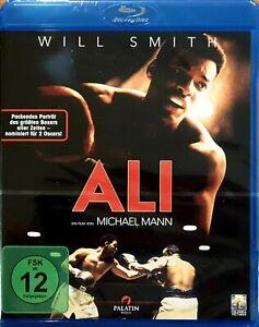 Ali (2001) Blu Ray Import Region B New & Sealed
