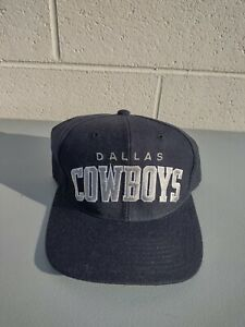 NEW STARTER DALLAS COWBOYS WOOL SNAPBACK NFL RAIDERS HAT CAP VINTAGE arch block