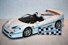 Ferrari F50 • 1995 • Bburago • 1:18 • Weiß