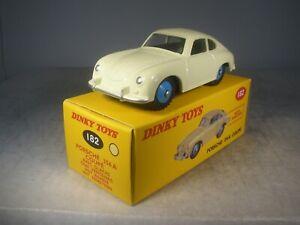 Dinky Toys 1956 PORSCHE 356A #182 PERFECT CONDITION