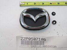 1998-2009 Mazda B2300 B2500 B3000 B4000 OEM Front Grille Emblem ZZP0-50-710B