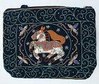 Kalaga Sequin Horse Tote Bag Handmade Brand New