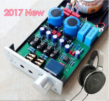 Douk Audio Stereo Headphone Amplifier Hi-Fi Preamp Inspired by LEHMANN Circuit