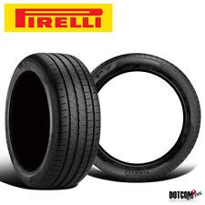 2 X New Pirelli Cinturato P7 205/55R16 91W Summer Touring Environment Tires