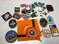Lot of Misc Boy Scout Cub Scout & Girl Scout Memorabilia