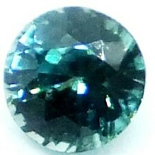NATURAL RARE BLUISH GREEN ZIRCON ROUND MARVELLOUS LOOSE GEMSTONES 5.5 x 5.5 mm