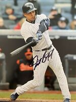 Giancarlo Stanton Signed Autographed 8x10 Photo MLB New York Yankees COA