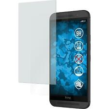 2 x HTC One M9 Protection Film Tempered Glass anti-glare (matte)