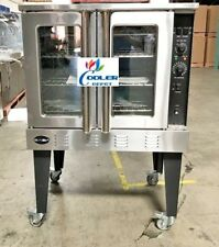 "NEW 38"" x 57"" Commercial Gas Convection Oven 54,000 BTU Restaurant Kitchen NSF"