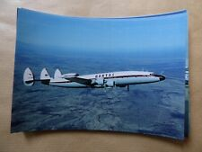 QANTAS  SUPER CONSTELLATION  VH-EAG     :  collection vilain N° 855