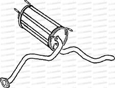 Fits Nissan Serena 1.6 Ga16De 97B Mpv C23M 96-01 Exhaust Silencer + Tail Pipe