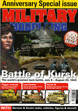 Military Modelling Mag, Battle of Kursk 75th Anniversary 100-page Special issue