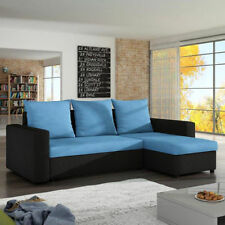 Solid Wood Modern Corner/Sectional Sofa Beds