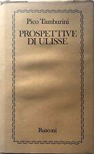 PICO TAMBURINI PROSPETTIVE DI ULISSE RUSCONI 1992