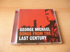 CD George Michael - Songs from the last Century - 1999 - 10 Songs