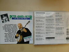 "Peter ""Banjo"" Meyer/40 Years on Stage Special Edition 2004 31 Track 2/CD"