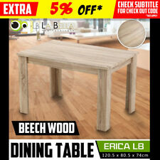 Rectangular Wooden Dining Furniture Sets