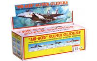 "3 x 18"" AIR ACE SUPER GLIDERS BOYS TOYS NEW SEALED PACKS SENT AT RANDOM"
