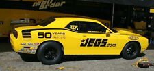 Jegs Coughlin Jegs.com 50 Years Dodge Challenger 1/32nd Scale Decals
