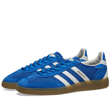 Adidas Handball Spezial Blue, White & Gold EE5728