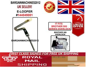 BROTHER B500 OVERLOCK LOWER LOOPER (E)144049-0-01 INDUSTRIAL SEWING MACHINE
