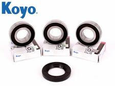 Kawasaki KX 250 1998 Genuine Koyo Rear Wheel Bearing & Seal Kit