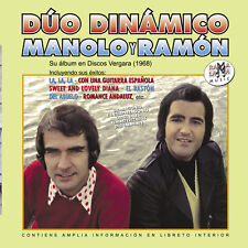 DUO DINAMICO&MANOLO Y RAMON-CD