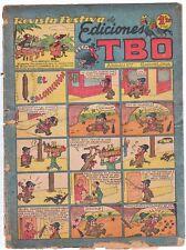 TBO (sin numerar) nº:  76, REVISTA FESTIVA (Buigas, 1949)