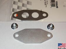 94-95 Ford Mustang GT or Cobra 5.0 Billet Aluminum EGR Delete Plate Kit