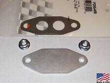94-95 Ford Mustang GT or Cobra 5.0 Billet Aluminum EGR Delete Plate Kit