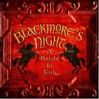 BLACKMORE'S NIGHT - A KNIGHT IN YORK  CD +++14 TRACKS++++++++NEUF