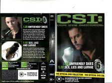 CSI:Crime Scene Investigation:5-2000/13-TV Series USA-DVD