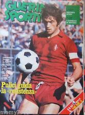 GUERIN SPORTIVO=N°4 1979=JOHN McENROE=FOTOCOLOR CM 10X15 C1=JENNY TAMBURI