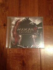 Ninja Gaiden III CD Music Soundtrack Collector's Edition New Rare