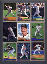 2000 Topps Tampa Bay Devil Rays TEAM SET (22) w/ Traded