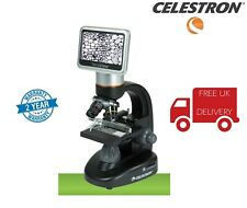 Celestron TETRAVIEW 5MP Digital Microscope With TFT LCD Display 44347 (UK Stock)