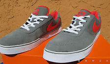 New Men's Nike Action Mavrk 2- Mid Basic Grey / Light Crimson - White - Size 14