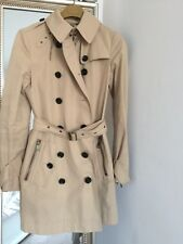 BURBERRY BRIT Trench Coat Taille 8/40IT