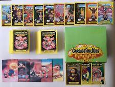 Garbage Pail Kids Flashback Series 3 MASTER SET Base Bonus 1-3 3D Adam Mania Box