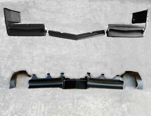 1979-1985 Buick Riviera Bumper Fillers Full 7 Piece Set Fiberglass Body Fillers
