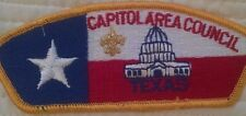 Capitol Area Council s2 CSP Austin, Texas OA lodge is 99 Tonkawa mint BSA